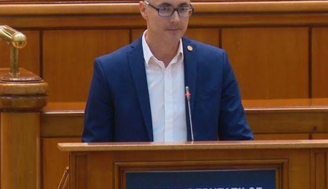 Foto: Deputatul Stelian Ion solicită desființarea Secției de Investigare a Infracțiunilor din Justiție
