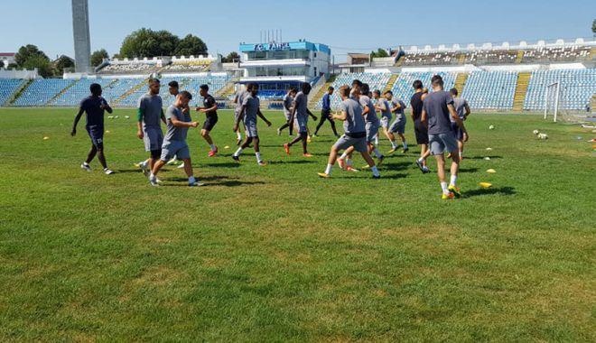 Foto: Derby constănţean  în turul trei  al Cupei României