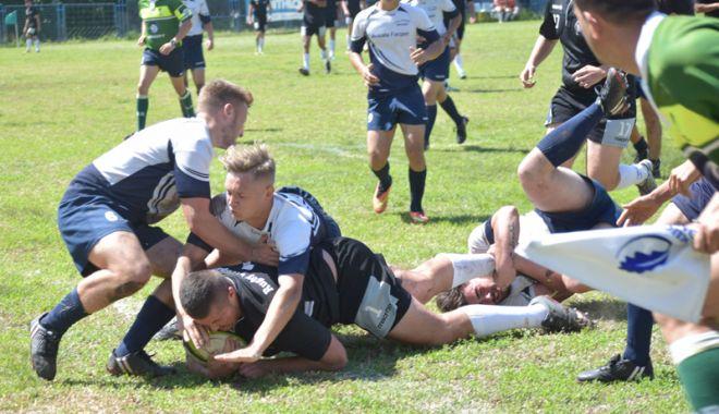 """Foto: Derby-ul CN de rugby U18, duminică,  pe """"Constructorul-Cleopatra"""""""
