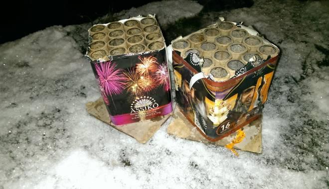 Foto: De Revelion, atenţie la artificii!