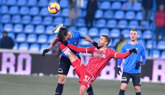 Foto: Derby de play-off pentru FC Viitorul, astăzi, la Mediaş