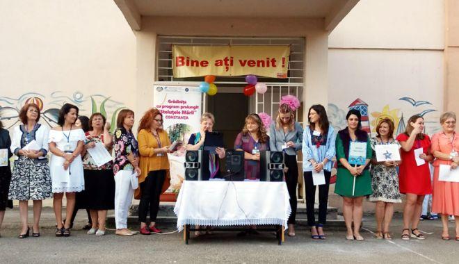 Foto: Din nou la școală! A sunat clopoțelul pentru cei peste 108.000 de elevi constănţeni