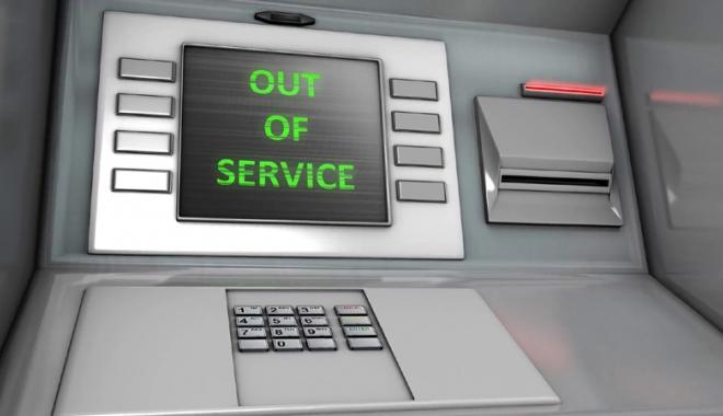 Foto: Descinderi în cazul aparatelor pay point furate