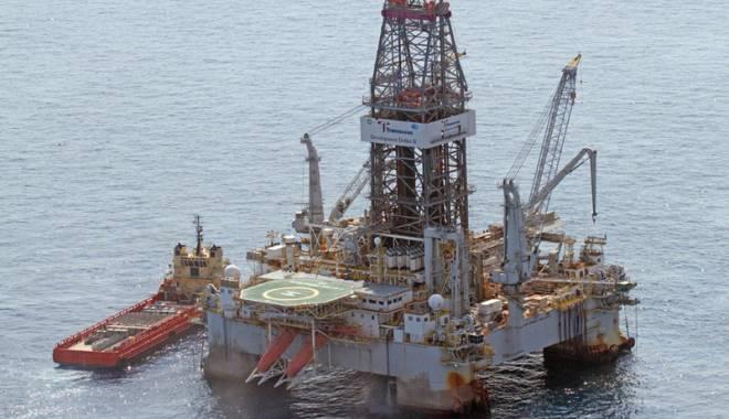 Foto: Descoperire  de senzaţie pentru România! Zăcământ impresionant de gaze naturale, găsit în Marea Neagră