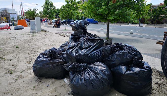 Foto: Ce amenzi primesc agenții economici care nu respectă graficul de ridicare a deșeurilor