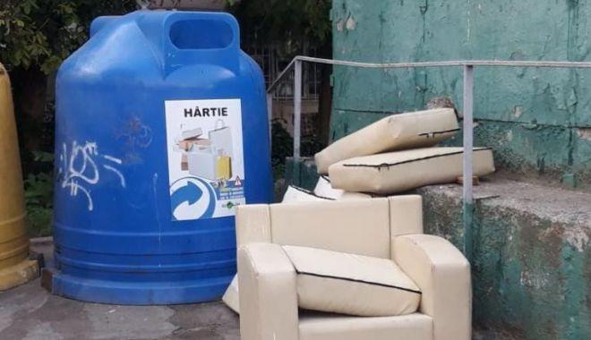 Deşeurile voluminoase sunt ridicate gratuit, la Constanţa - deseurile-1627633934.jpg