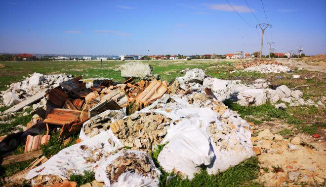 Foto: Constănțeni, aveți deșeuri provenite din materiale de construcții? Iată cum scăpați de ele