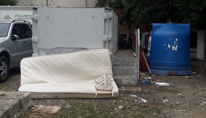 Foto: Constănțeni, aveți deșeuri voluminoase? Iată cum puteți scăpa de ele