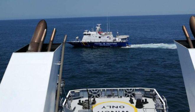 Desfășurare impresionantă de forțe  în Marea Neagră. Exercițiul SARPOL, la final - desfasurare1-1528391887.jpg