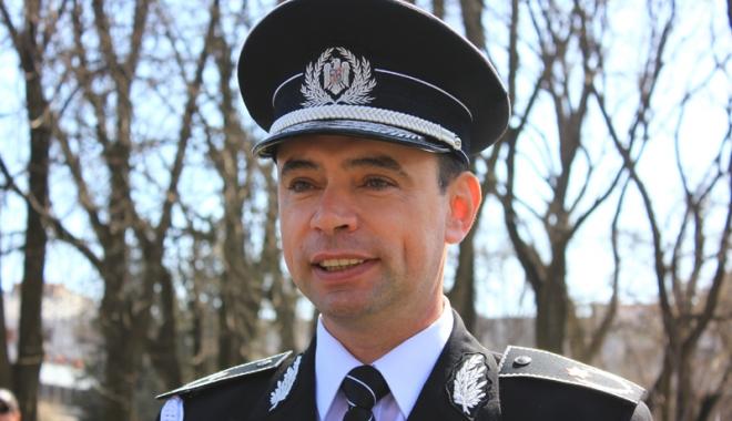 Foto: Mesajul lui Bogdan Despescu, şeful demis al Poliției Române