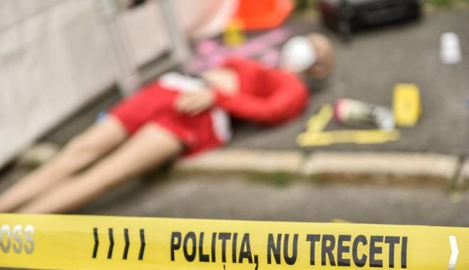 Foto: Detalii incredibile ale anchetei incediului din Km 4-5. Femeia şi-ar fi înjunghiat fetiţa