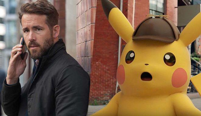 Foto: Detectivul Pokemon Pikatchu vă aşteaptă la film