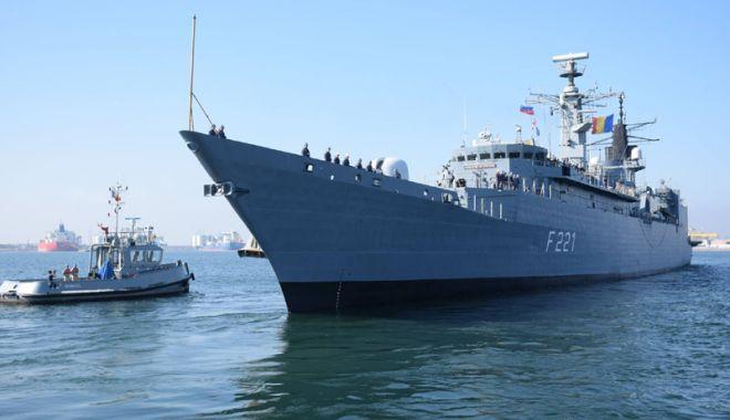 De veghe în Marea Neagră. Forţele Navale Române participă la misiuni de supraveghere a traficului maritim - devegheinmareaneagra-1531324222.jpg
