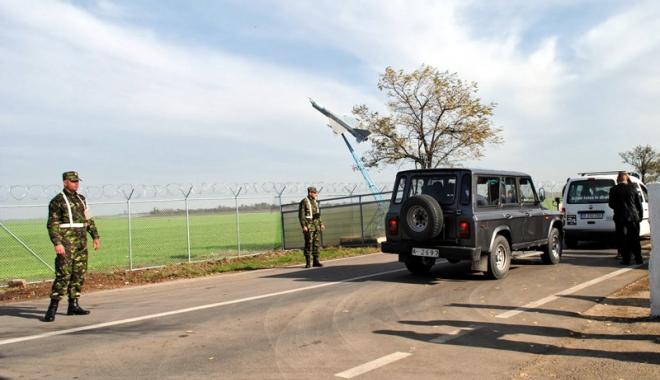 Foto: Pregătiri intense. Rusia susţine că poate distruge scutul de la Deveselu: