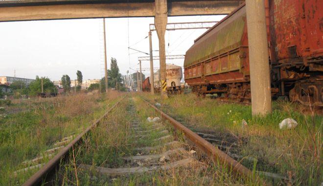Foto: Dezastrul rutier și feroviar  afectează grav portul Constanța