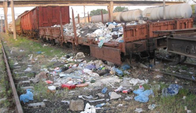 Foto: Dezastrul de la Căile Ferate Române nu va fi stopat nici în 2017