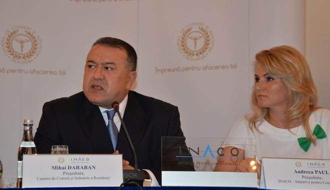 Foto: Eveniment important la CCIR / Ce spune preşedintele Mihai Daraban despre achiziţiile publice