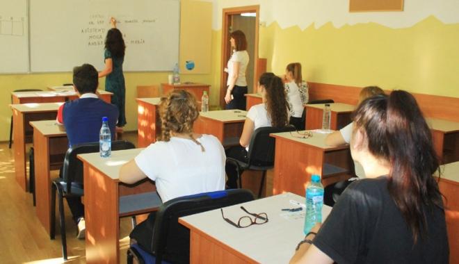 Foto: Dezbatere asupra proiectelor planurilor cadru pentru învăţământul liceal, la Colegiul Naţional Pedagogic Constanţa