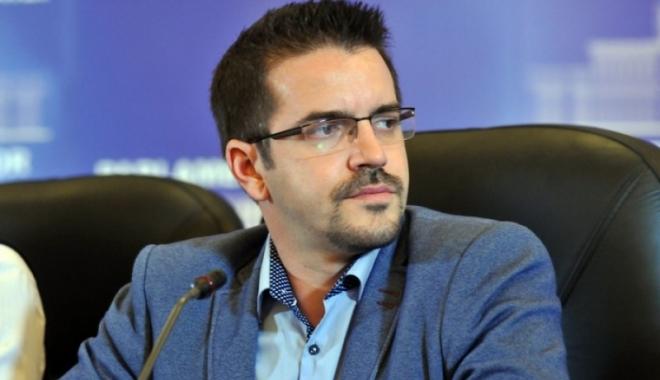 Foto: Bogdan Diaconu, demis din funcţia de preşedinte al PRU