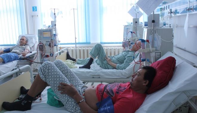 Foto: De ce este necesară dializa şi care sunt restricţiile acestui tratament