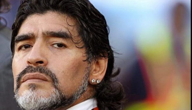 Foto: Maradona, declaraţie uluitoare! Schimbare majoră în fotbal