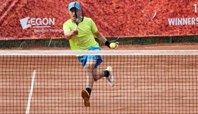 Foto: Tenis / Gerald Melzer și Dragoș Dima deschid întâlnirea Austria - România, din Cupa Davis