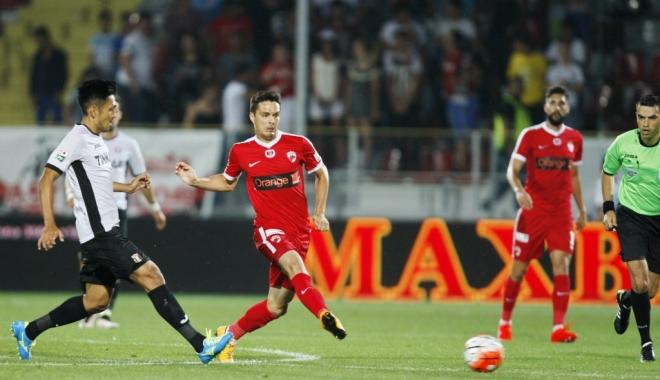 Foto: FOTBAL / Clubul Dinamo, amendat de Comisia de Disciplină a FRF