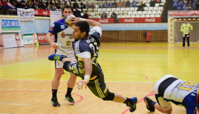 Foto: Dinamo Bucureşti - HC Dobrogea Sud Constanţa,  în direct pe DigiSport