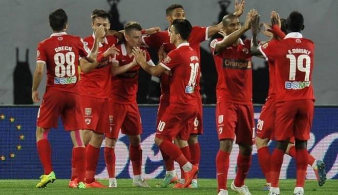 Foto: Dinamo s-a calificat în semifinalele Cupei Ligii Adeplast