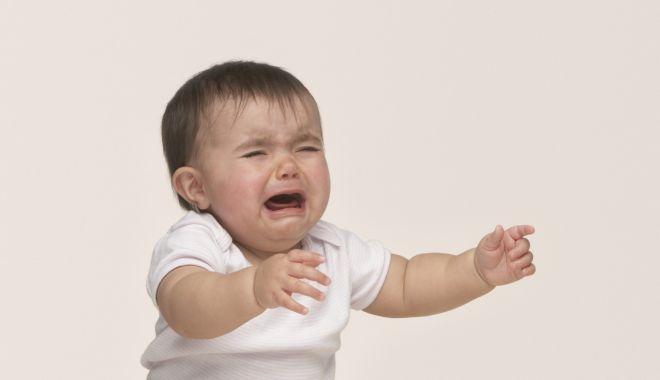 Foto: Din ce cauză plâng bebeluşii. Ce spune psihologul