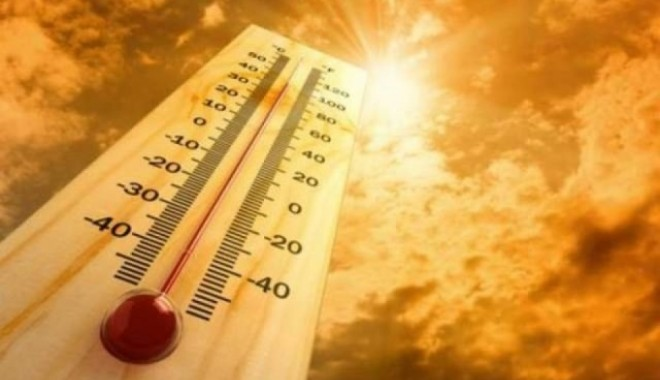 Foto: Alertă la CONSTANŢA! Disconfortul termic a depăşit pragul critic!