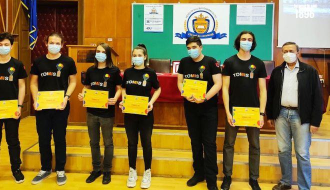 Pasiunea pentru știință a învins restricțiile pandemiei. Discipolii profesorului Ion Băraru au adus un nou premiu - discipolibararujpg2-1621779532.jpg