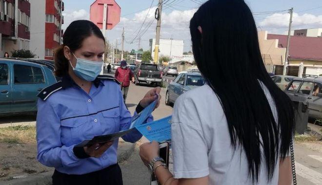 Polițiștii constănțeni vor să prevină disparițiile de minori. Iată ce măsuri iau - disparitiiplasament-1619027744.jpg