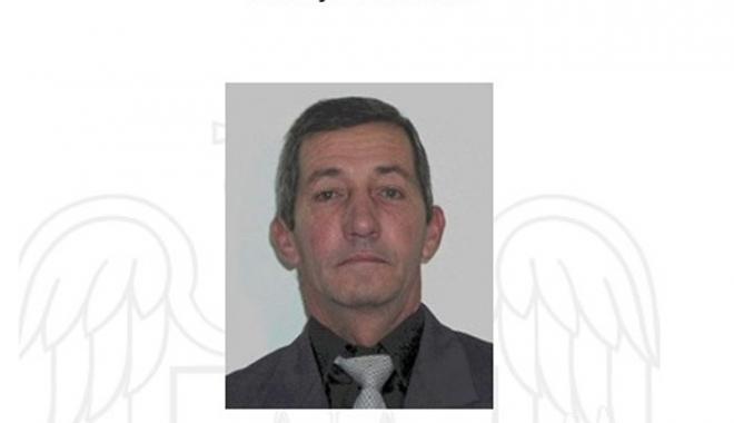 Foto: Căutat de poliţişti după ce a fost dat dispărut de familie