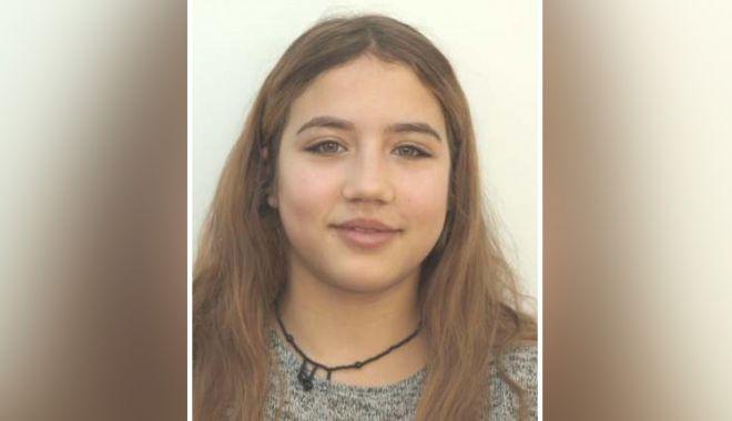 Foto: Fată de 15 ani, dispărută de acasă, din localitatea Agigea