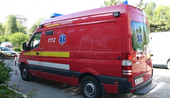 Foto: CAZ TERIBIL! Un şofer a fost înjunghiat de rudele unei femei pe care a accidentat-o mortal