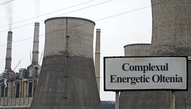 Foto: Disponibilizaţii de la Complexul Energetic Oltenia primesc venituri de completare