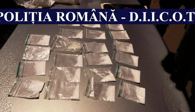 Foto: Distracţie cu droguri, în Mamaia. Patru persoane au fost arestate