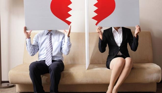 Foto: Un divorţ minunat!