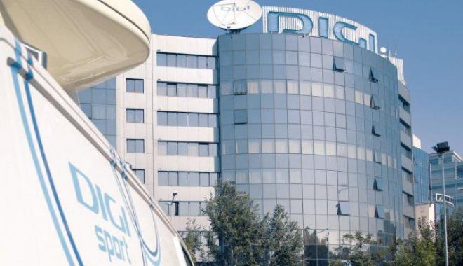 Foto: DNA a pus în mişcare acţiunea penală împotriva directorului general al Digi Communications NV