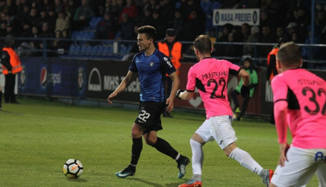Foto: Doar egal pentru FC Viitorul, în duelul cu Poli Timişoara