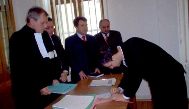 Foto: Doar trei constănţeni admişi în magistratură