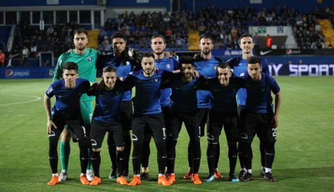 Foto: Doar un punct pentru FC Viitorul, în duelul cu Astra