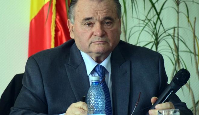 Foto: Mircea Dobre, de la PSD, şi-a pierdut mandatul de consilier local