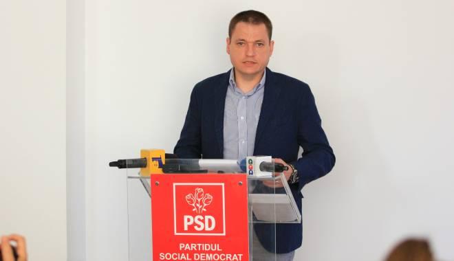 "Foto: Mircea Titus Dobre: ""Ponta s-a retras temporar!"""