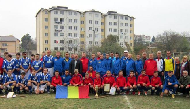 Foto: Dobrogea s-a clasat pe locul secund la Cupa Unirii la oină