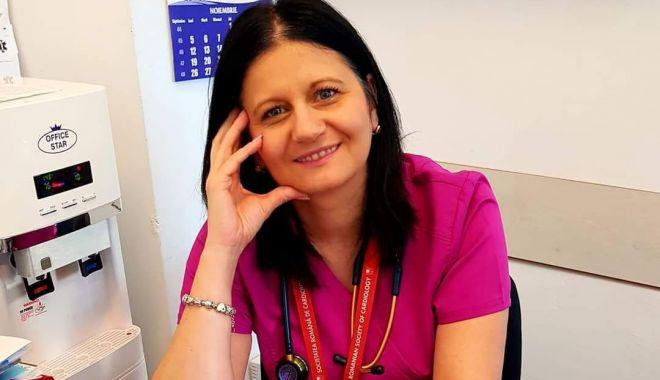 Un medic constănţean a pierdut lupta cu noul coronavirus - doctorita1-1602841236.jpg