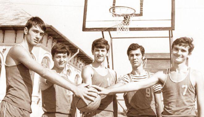Foto: Poveştile sportului constănţean. Despre o mare şcoală de baschet şi tradiţia ei