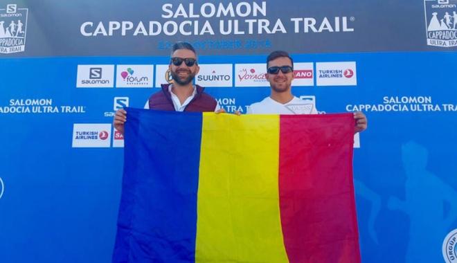 """Foto: Doi constănţeni vor alerga la ultramaratonul """"100 Miles of Istria"""""""