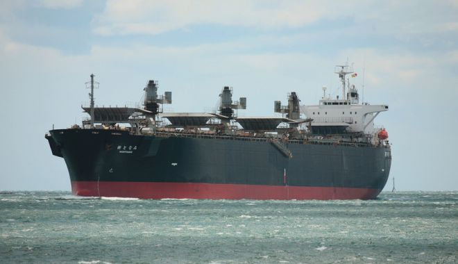 Foto: Doi docheri AU MURIT SUFOCAŢI în magazia unei nave